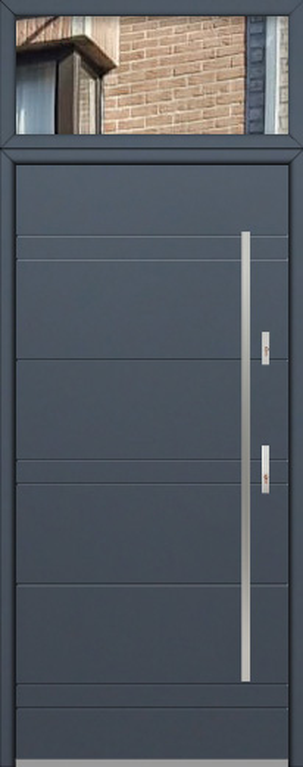 configuración personalizada - Puerta Fargo con luz lateral superior