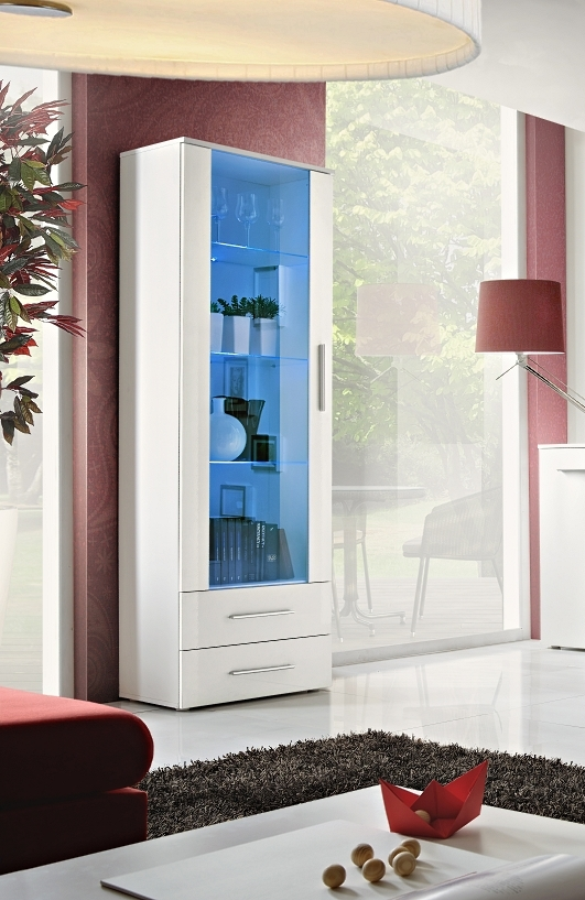 Telia one tall cabinet - muebles economicos