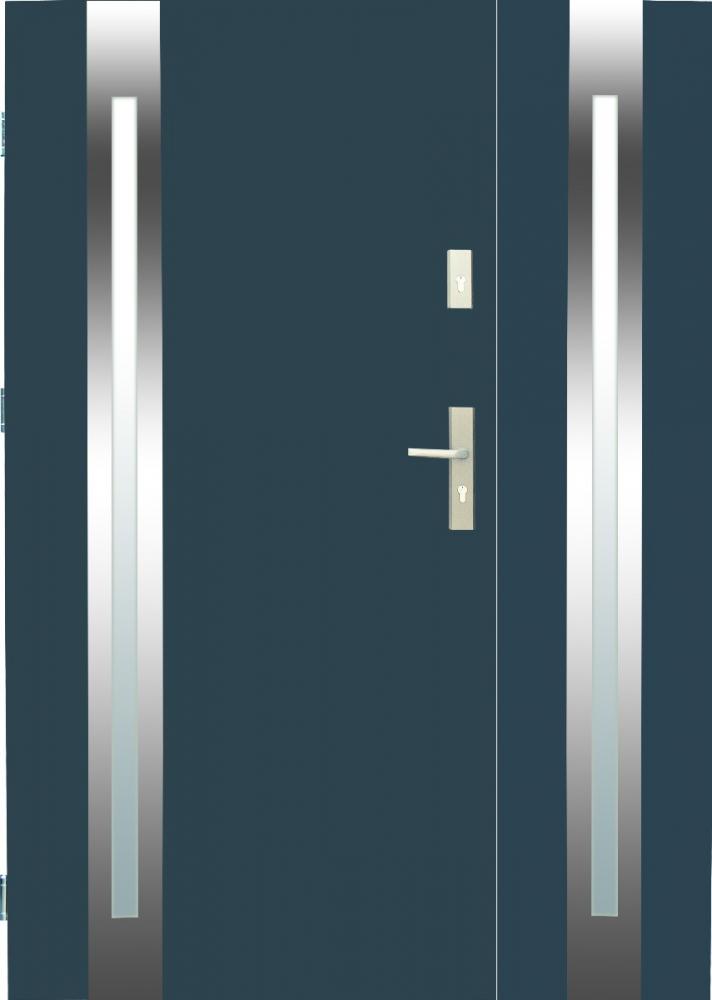 Fargo 25A DB - puertas de entrada con paneles