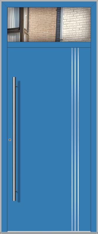 Puerta LIM con luz lateral superior