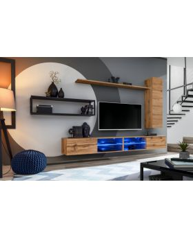 Shift M4 - mueble de tv montado en la pared