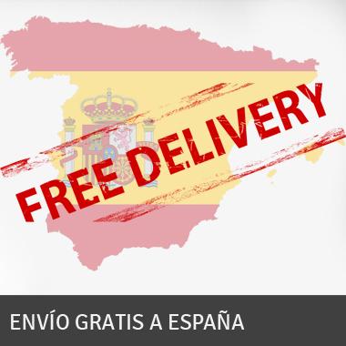 Envío gratis a España